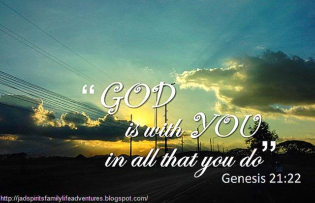 Genesis 21-22
