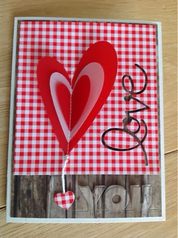 Stampin up Muttertag