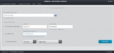 Proteger acceso a la administración de Joomla! con usuario y contraseña mediante .htaccess