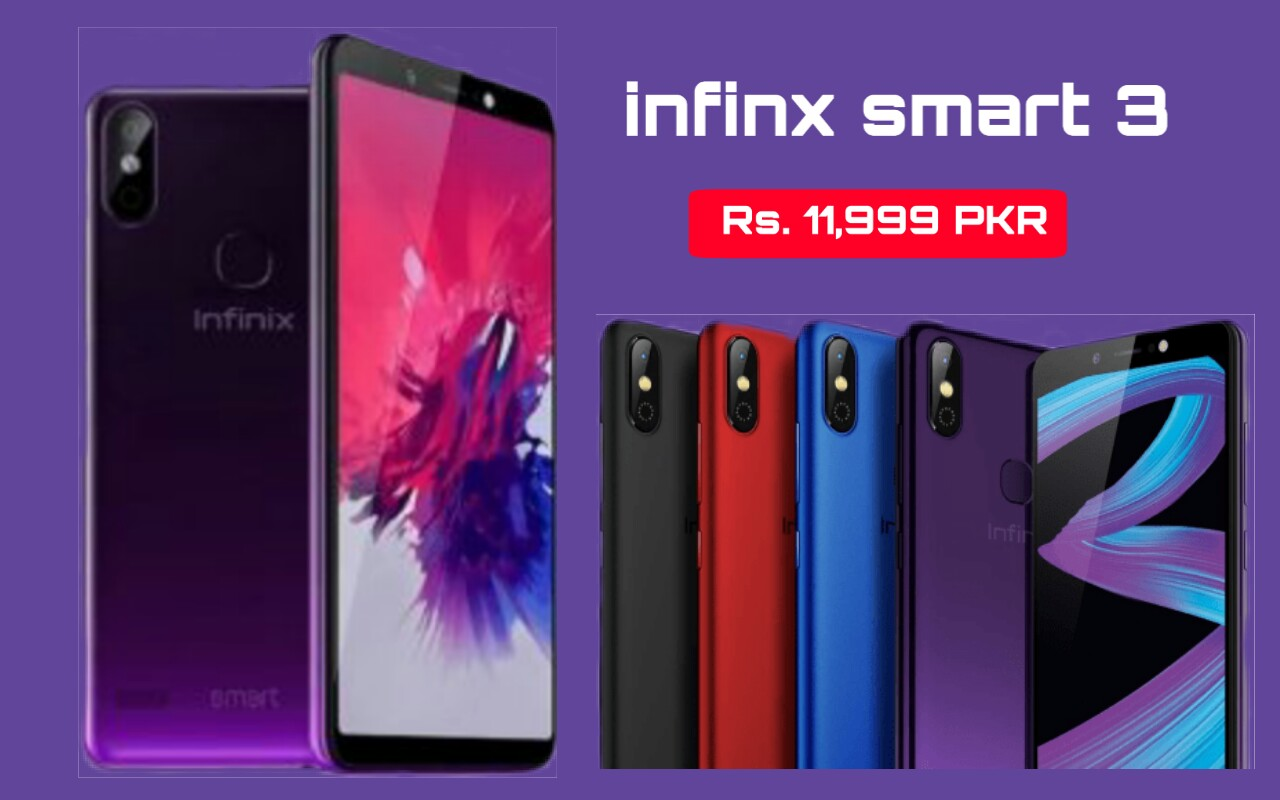 Infinix Smart 3 Price in Pakistan