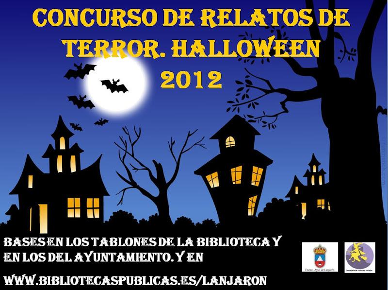 I Concurso de Relatos de Terror de Halloween 2012