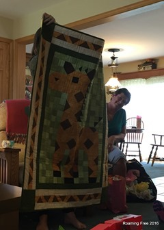 Another cute quilt!