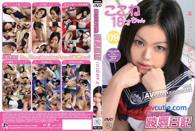 Pink.Puncher.Shameful.Diary.Vol.9.Kokone.PB-202