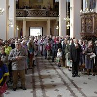 Suma odpustowa, 50-lecie kapłaństwa ks. Antoniego Pawula 29.09.2015r.