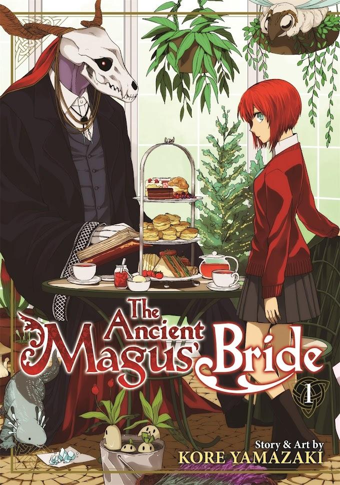 """Autora de """"The Ancient Magus Bride"""" Irá Lançar Novo Mangá"""