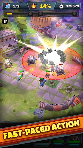 Action Heroes: Apocalypse cheat screenshots 2