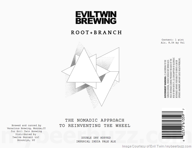 Evil Twin - Root+Branch The Nomadic Approach To Reinventing The Wheel