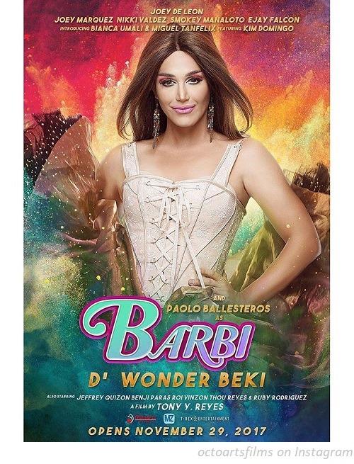Barbi D' Wonder Beki poster