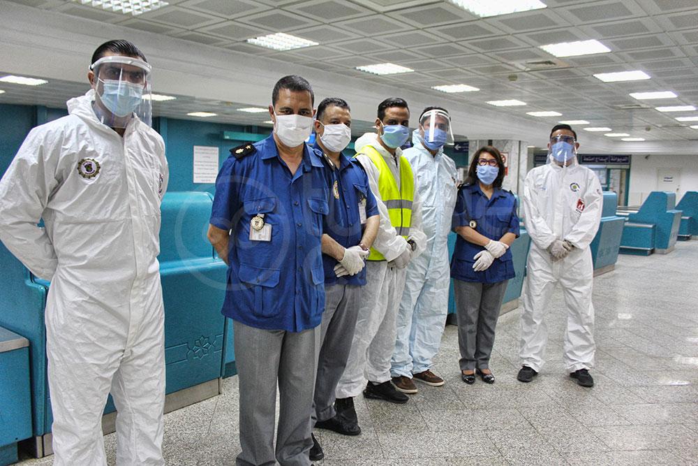 مسؤول يدعو الى غلق مطار قرطاج الدولي على الفور