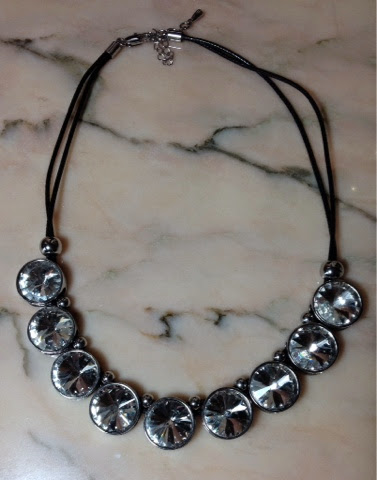 Round Jewell Necklace