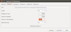 Como tener una webcam en tu escritorio Ubuntu - imagen 4