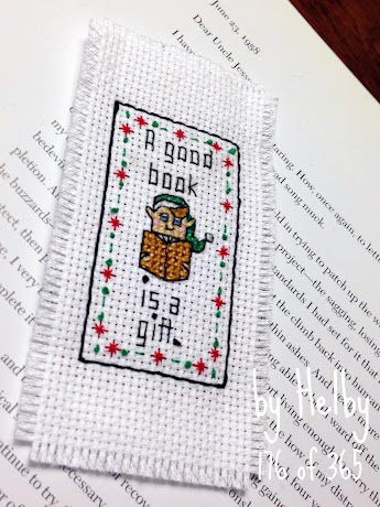 Elf bookmark