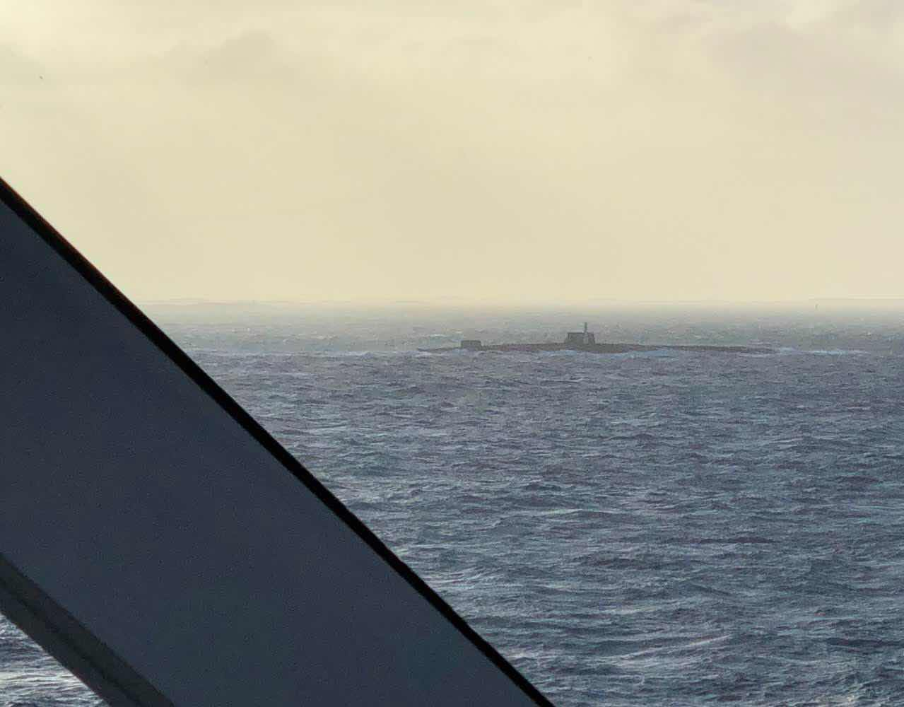 Is that a submarine off the Norwegian coast? (Source: Palmia Observatory)