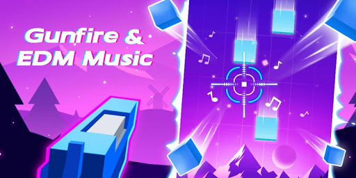 Beat Fire - EDM Music & Gun Sounds  screenshots 1