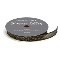 black shimmer ribbon d026c2f4-b286-4c62-af63-aeef920cd8dd