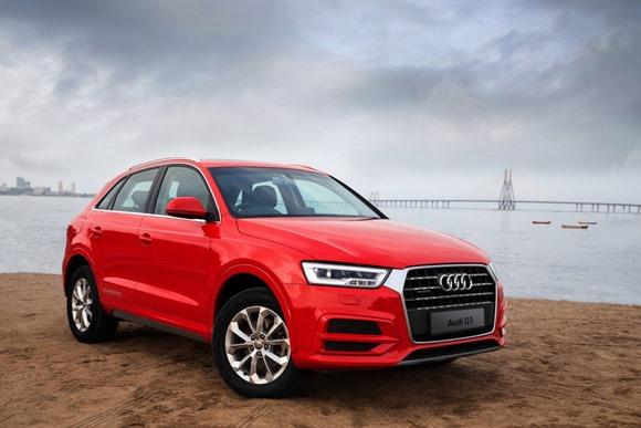 Audi Q3 Dynamic Edition 2016