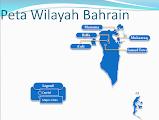 image: Slide 1 Template PPT Peta Bahrain