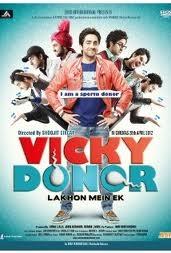 Vicky Donor - Chàng chai lười biếng