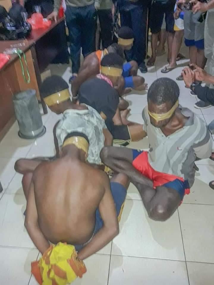 Kembali terjadi Penangkapan terhadap masyarakat sipil di Kab. Maybrat, Papua Barat.