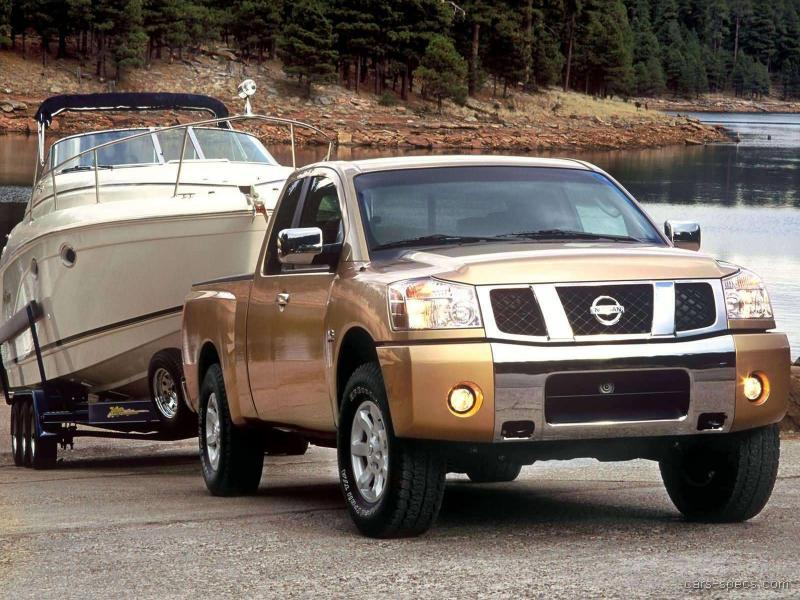2007 Nissan Titan King Cab Specifications Pictures Prices