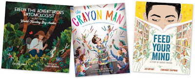 A set of three picture books