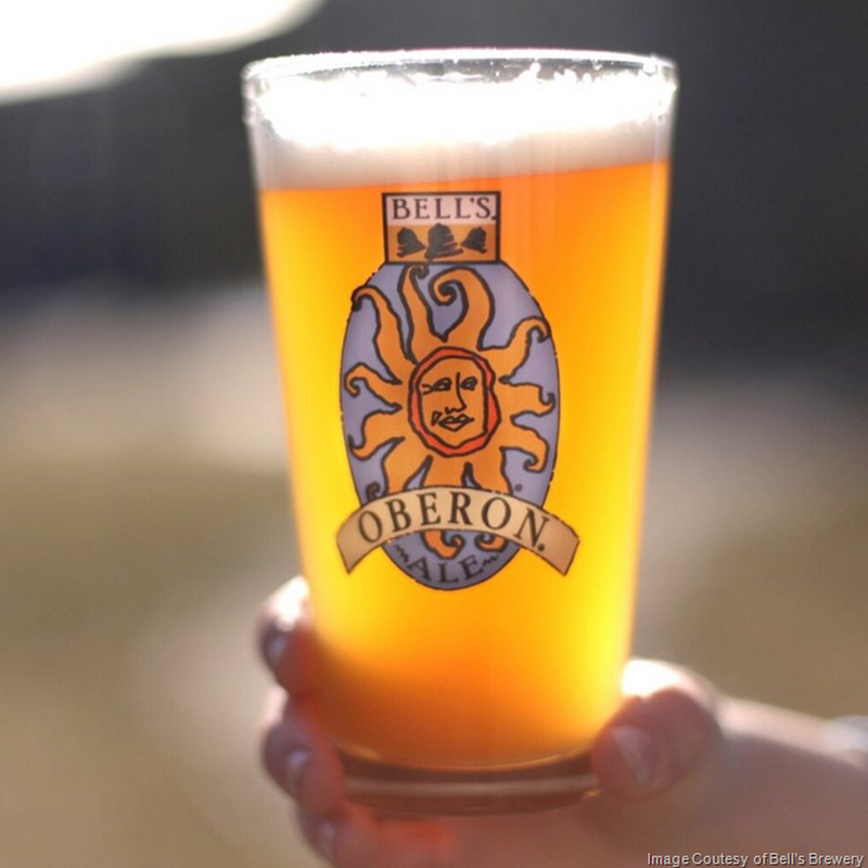 Bell's Brewery Announces Oberon Day 2018 Details