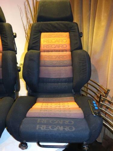 Retro Recaro Seats