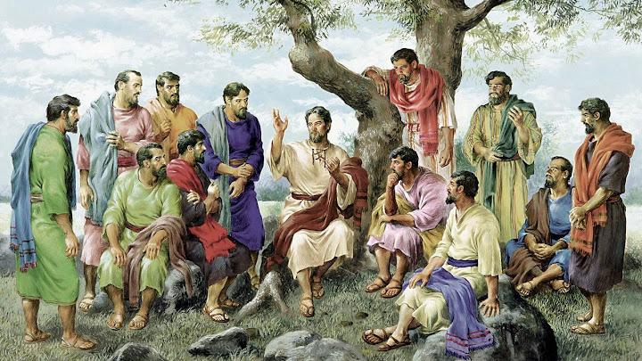 Môn đệ và bạn hữu (15.10.2021 – Thứ Sáu Tuần 28 TN - Thánh Têrêsa Giêsu, Tiến sĩ Hội thánh)