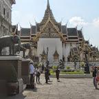 Bangkok - Königspalast