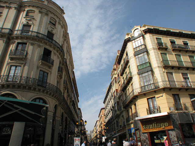 Commercial District, Zaragoza