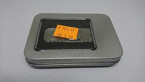 DSC 1979 thumb%25255B2%25255D - 【小物】「ハンドスピナー」フォトレビュー。くるくる回す奴、また買っちゃいました。チタン製と真鍮かっこいいよ!