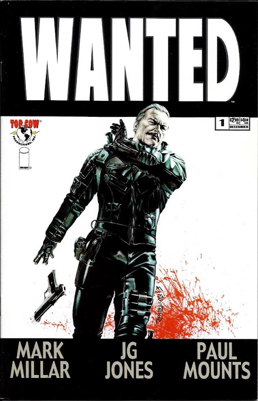 wanted 1, portada, reseña, comic
