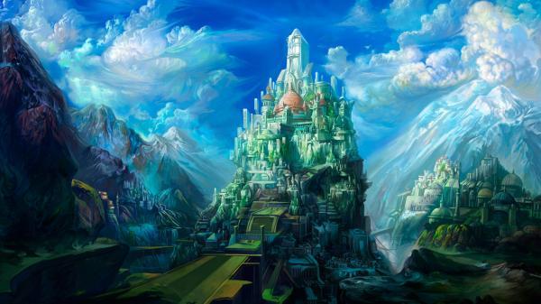 Dream Of Scary Territory, Fantasy Scenes 2