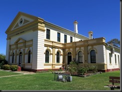 180319 037 Boorowa Court House