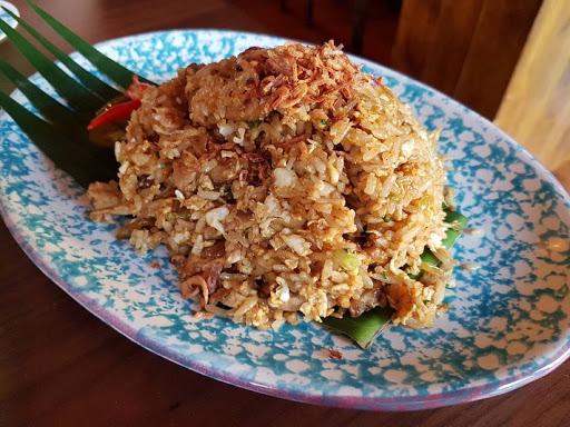 Wok fried rice from Xiao Ya Tou