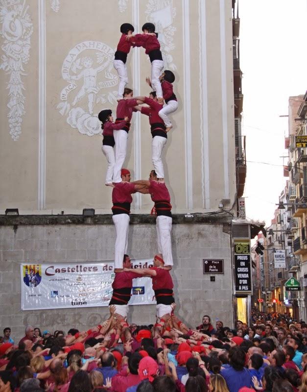 XVI Diada dels Castellers de Lleida 23-10-10 - 20101023_114_2d7_CdL_Lleida_XVI_Diada_de_CdL.jpg