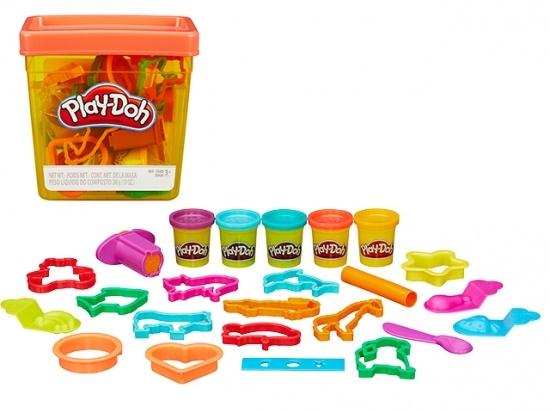Bột nặn tạo khuôn hình Play-doh Bote de creatividades