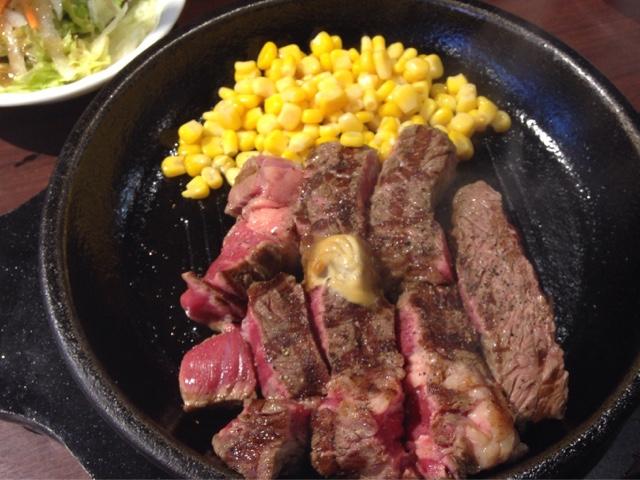 いきなり!ステーキ ワイルドステーキ