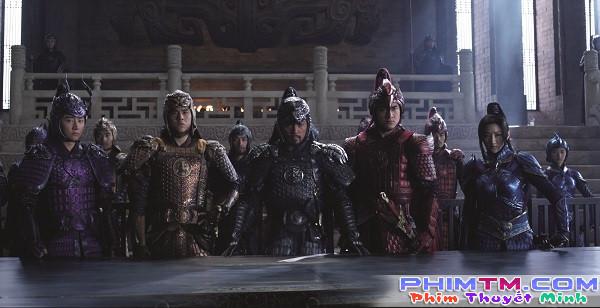 Những lý do không thể bó qua của siêu phẩm hành động The Great Wall - Ảnh 4.