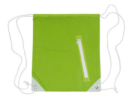 Non-woven backpacks - Green