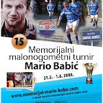 Mario Babić Turnir