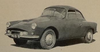 Citroen 1960 2 CV Chape