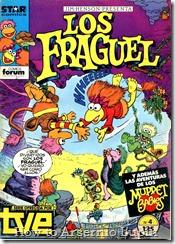 Los Fraguel #4 - página 1