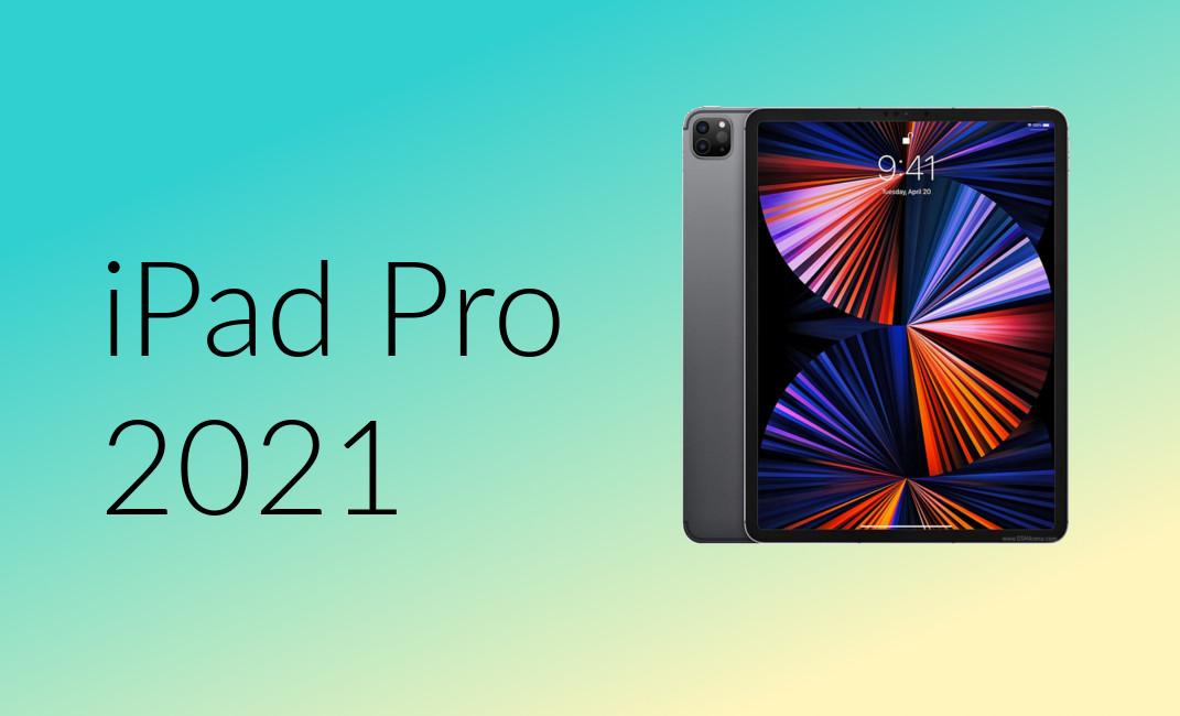 iPad Pro 2021 Seri Tablet Terbaik Apple