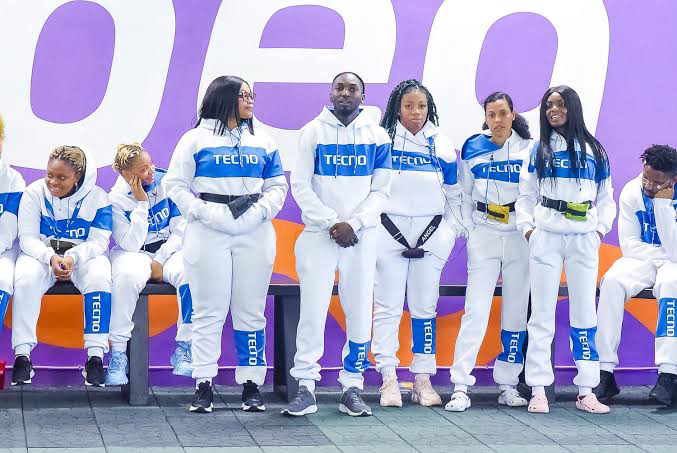 BBNaija: TECNO photo booth to take their picture game to another level.