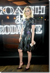 HOLLYWOOD, CA - MARCH 30:  Actor Bella Heathcote attends the Coach & Rodarte celebration for their Spring 2017 Collaboration at Musso & Frank on March 30, 2017 in Hollywood, California  (Photo by Donato Sardella/Getty Images for Coach)