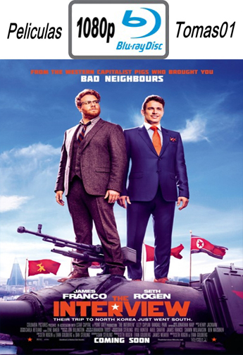 The Interview (2014) (BRRip) BDRip m1080p