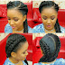 HAIRSTYLE ALERT: Check Out The Latest Ghana Braid Styles You Won't Afford To Miss (PHOTOS)