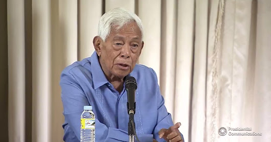 Pimentel cites key features of proposed federal form of gov't September 7, 2017
