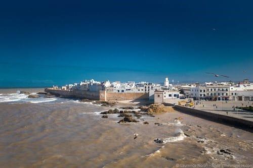 Essaouria skyline Morocco